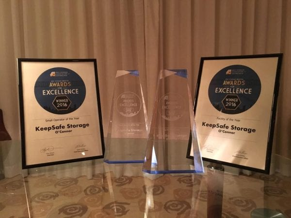 KeepSafe O'Connor Awards