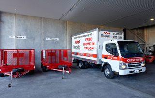 Truck and Trailer Hire   KeepSafe Storage O'Connor or Balcatta