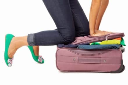 Travel packing | KeepSafe Self Storage
