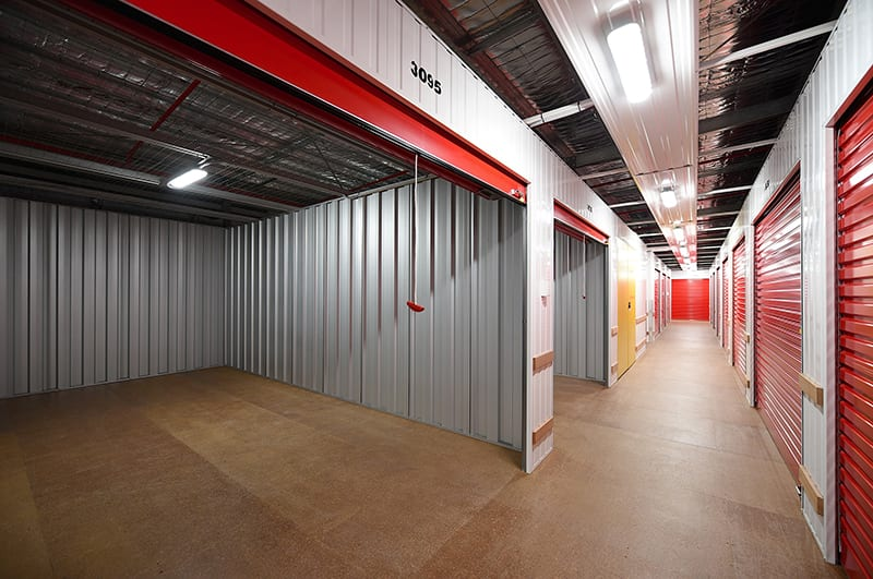 Self Storage Perth: Inside our Storage Units