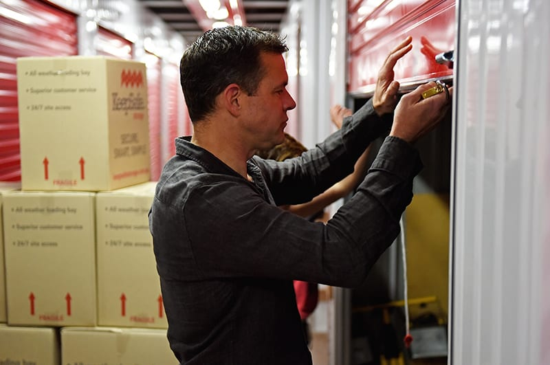 Self Storage Melville: Moving into Facility | KeepSafe Storage