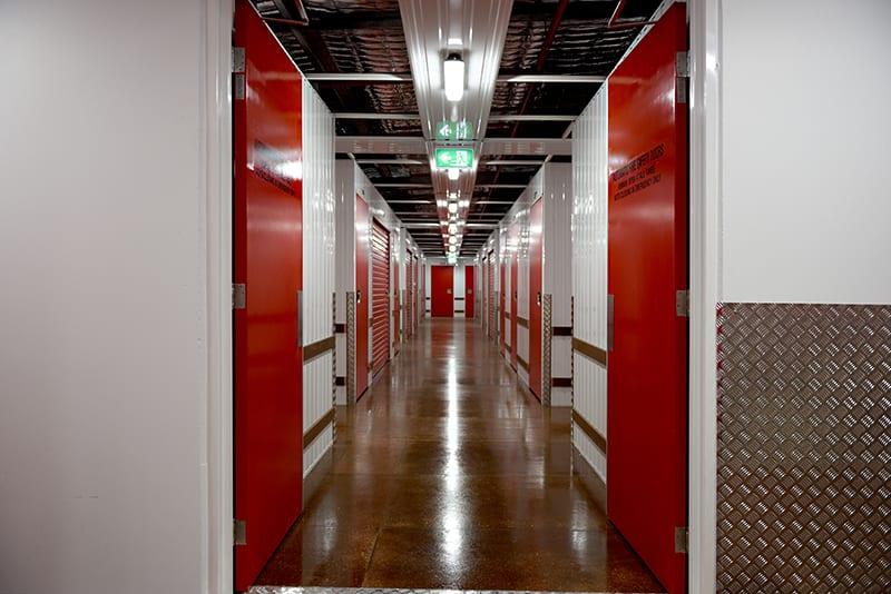 Self Storage Belmont: Inside KeepSafe