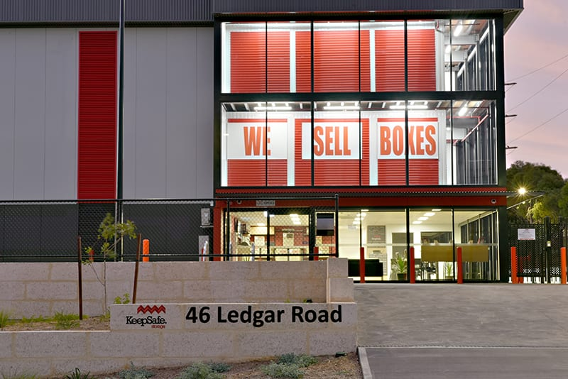 Self Storage Wangara: Our Facility