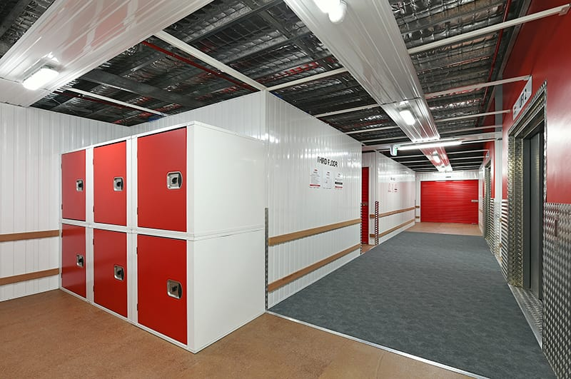Self Storage Perth: Small Storage Units