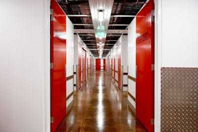 inside balcatta storage facility