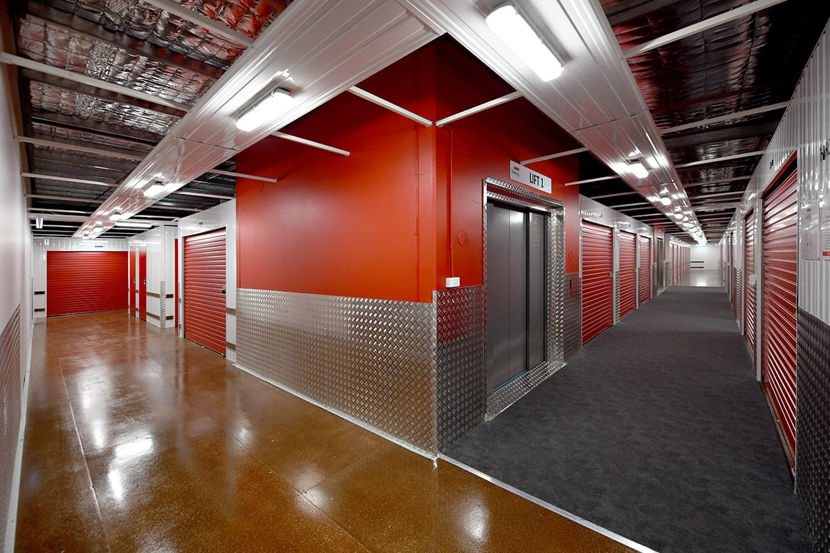 inside balcatta self storage