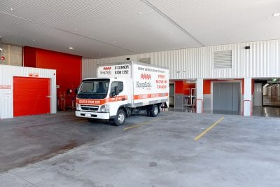 free move in truck for self storage
