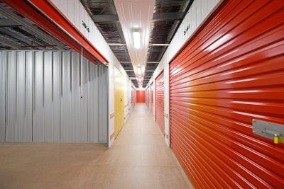large self storage units