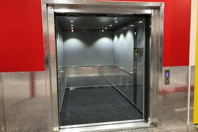 lift for self storage