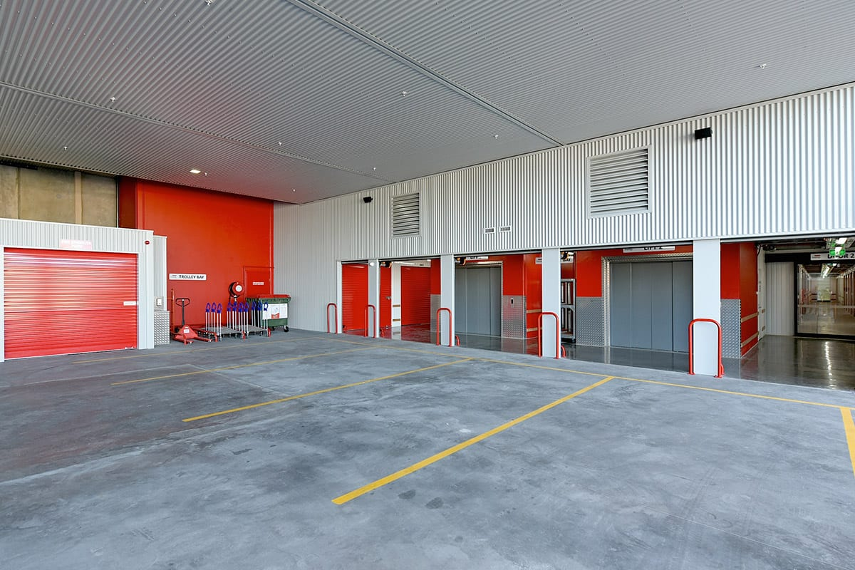 Balcatta Facility with drive-up access | KeepSafe Storage