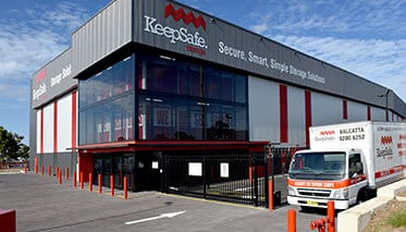 Perth Self Storage Units | KeepSafe Storage