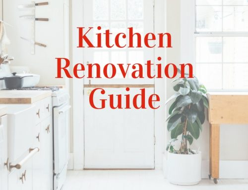 Give Your Kitchen a Makeover