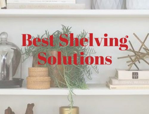 Best Shelving for Small Spaces