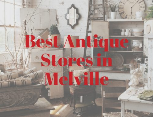 Best Antique Stores Around Melville
