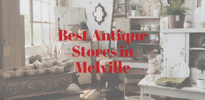 Self Storage Melville: Best Antique Stores
