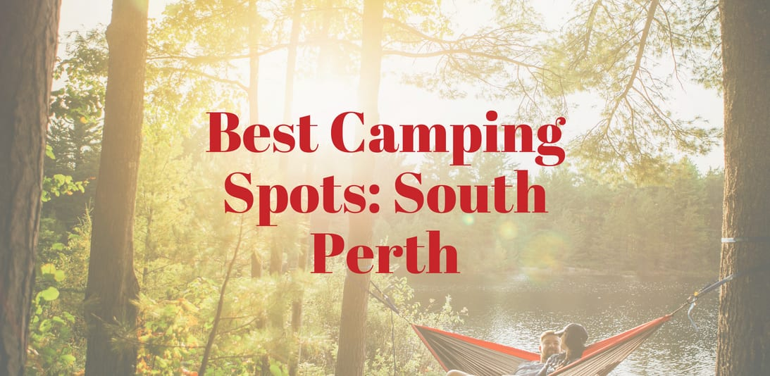 Storage South Perth: Best Camping Spots