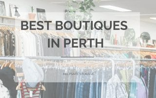 best clothing boutiques in Perth