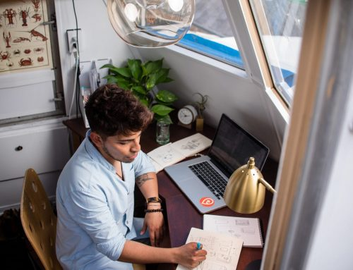 Four Key Ways to Improve Your Home Office