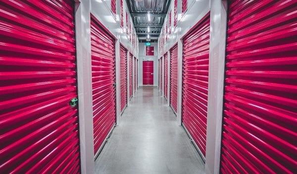 A Self Storage facility